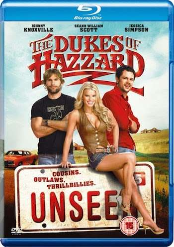 The Dukes Of Hazzard 2005 UNRATED Dual Audio 480p BRRip 300mb