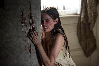 Eva Green Wounded Girl Facial Expression