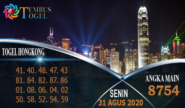 Prediksi Nomor Togel Hongkong Senin 31 Agustus 2020