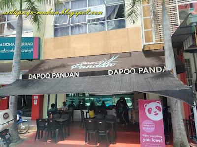 Restoran Dapoq Pandan, Bertam Kepala Batas