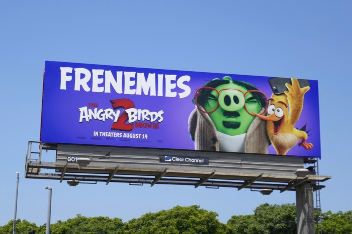 Daily Billboard: The Angry Birds Movie 2 billboards