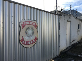 Polícia Federal prende servidor da Justiça da Paraíba suspeito de fornecer listas de eleitores a terceiros