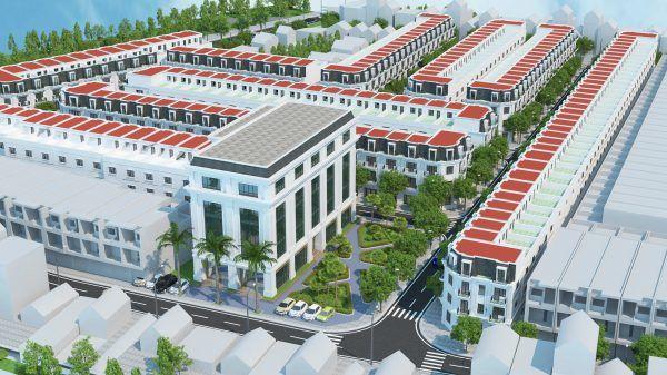 Phối cảnh dự án Việt Phát South City