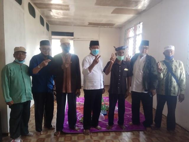 Tokoh-Tokoh Sentral Kepri Kawal Indianto Kampanye di Kabupaten Lingga