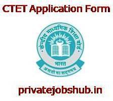 CTET Application Form