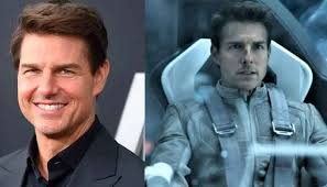 Tom Cruise Will 'Fly into Space' To Shoot NASA-Backed Film