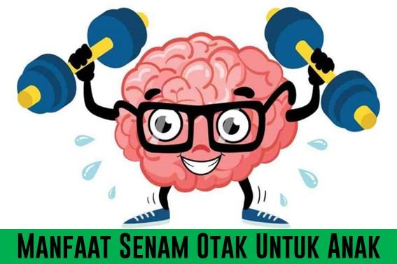 Manfaat Senam Otak Untuk Anak