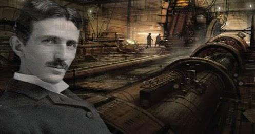 """Nikola Tesla: """"Eu podia ver o passado, o presente e o futuro, tudo ao mesmo tempo"""""""