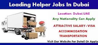 Hepler Load and Unload Materials Jobs Recruitment in Import/Export Industry Dubai