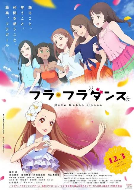 El anime original Hula Fulla Dance