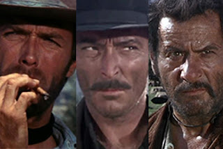 review dollars trilogy the good the bad and the ugly
