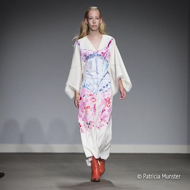 Atelier by Lotte van Dijk at Amsterdam Fashion Week 2017