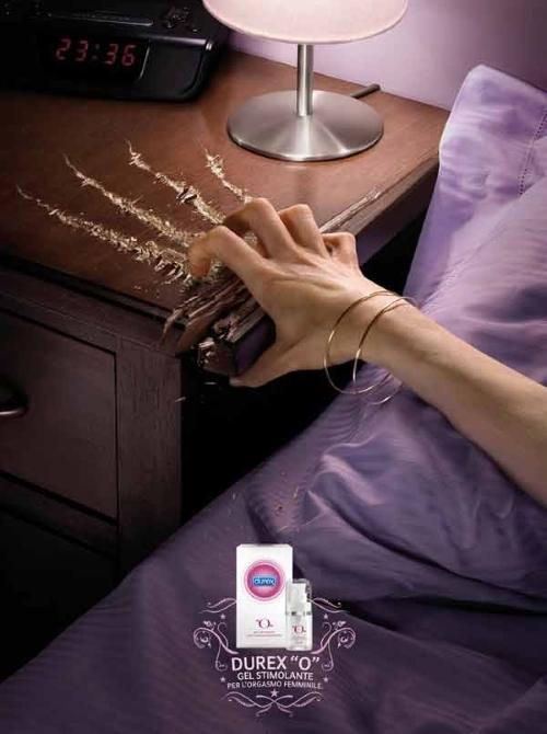 Реклама геля DUREX