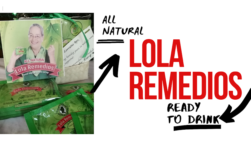 All Natural Lola Remedios: A Perfect Remedy for this Holiday Rush