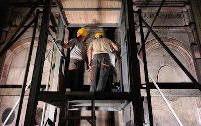 Πανάγιος Τάφος: Συμφωνία για εργασίες συντήρησης του ιερού μνημείου