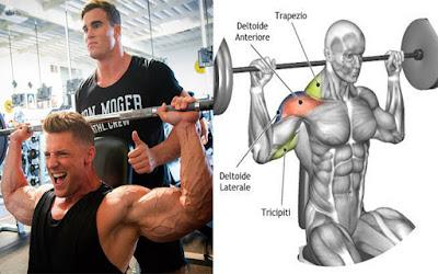 5 Best Muscle-Building Shoulder Exercises