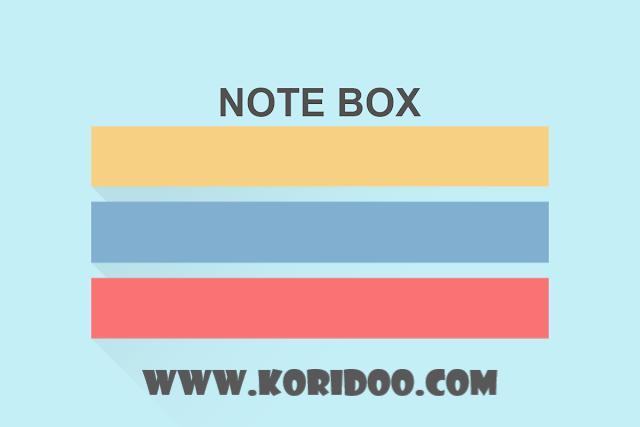 Cara Membuat Message Box (Dialog Box) di Blog