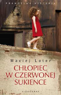 Maciej Loter, Chłopiec w czerwonej sukience (egzemplarz recenzencki)
