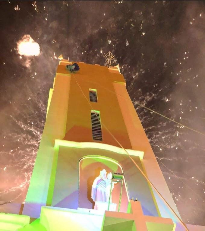 233ª Festa de Nossa Senhora da Guia de Patos teve início nesta terça-feira, 14