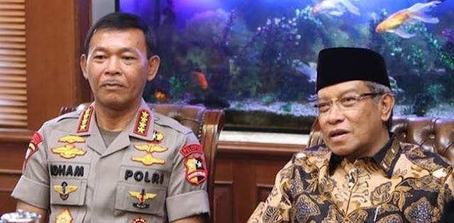 PBNU Ogah Ikut Campur Soal Pencekalan Rizieq Shihab