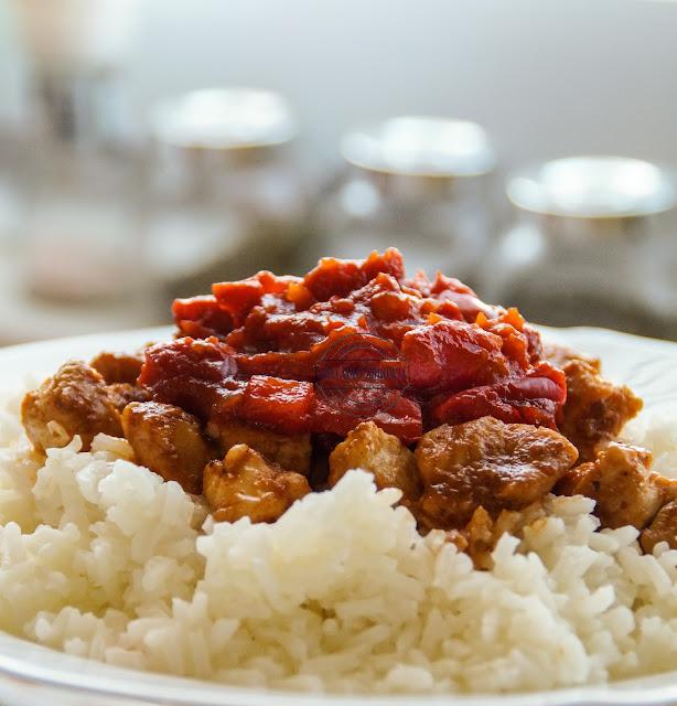 Kurczak Po Chińsku W Sosie Słodko Kwaśnym Z Ryżem Abecadło