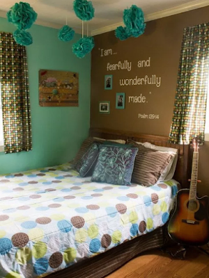 Teenage Girl Small Bedroom Design Ideas (Places Ideas - www.places-ideas.com)