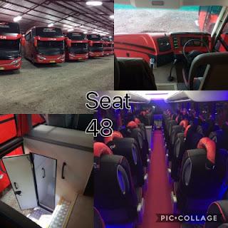 Sewa - Bus - Pariwisata - Bandung