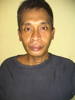 Kejelihan Polisi, Arafik Tertangkap Simpan Sabu Diikat Pinggang