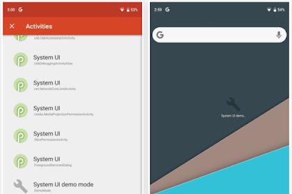 Cara Mengaktifkan System Ui Tuner Di Android 9.0 Pie Dan Menghapus Ikon Status Bar