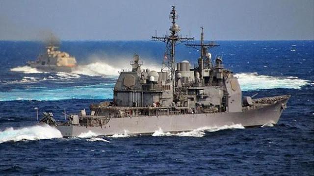 عــاجل : استعدادات بحرية وجوية مهيبة لقوات التحالف العربي والمقاومه المشتركه  لتحرير ميناء الحديده خلال الساعات القادمة .
