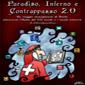 """Copertina libro """"Paradiso Inferno e Contrappasso 2.0"""" di @Dantesommopoeta"""