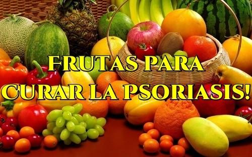 Frutas para Curar la Psoriasis!