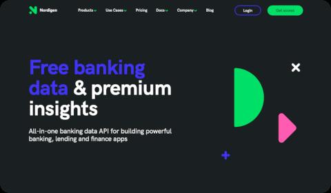 Nordigen – Free Banking Data