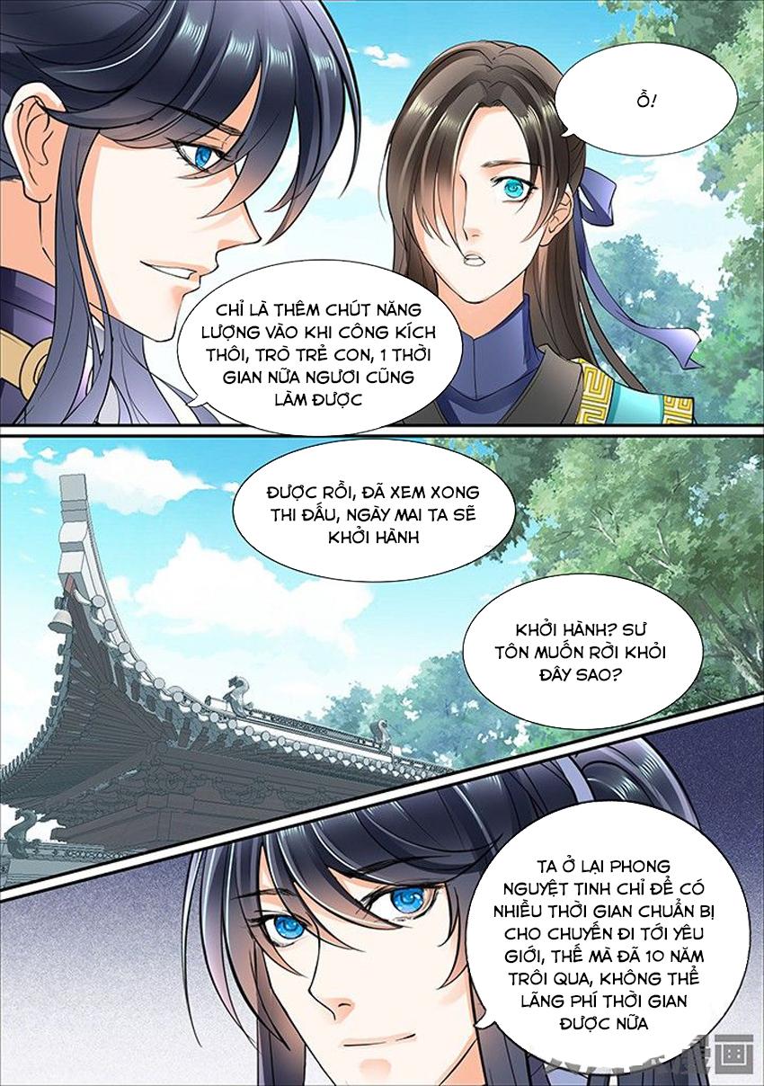 Tinh Thần Biến Chapter 416 - Upload bởi truyensieuhay.com