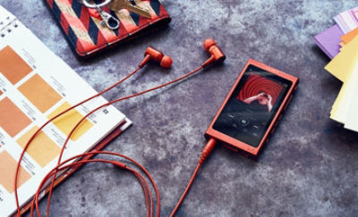 Sony NW-A36HN Walkman - Red