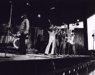 The band at the 1971 Newport Jazz Festival