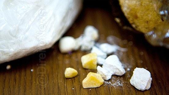 drogas suspeito autoriza policia casa consentimento