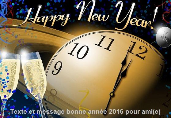 Texte Et Message Bonne Annee 2020 Pour Ami Texte Message