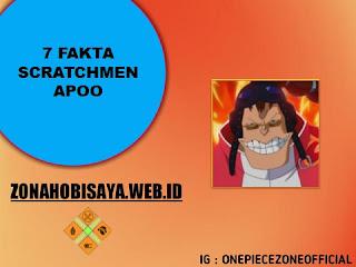 Fakta Apoo One Piece