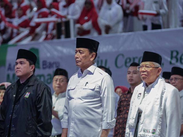 Jokowi Tak Cuti Kampanye, Wiranto Sebut Bukan Zaman Romawi