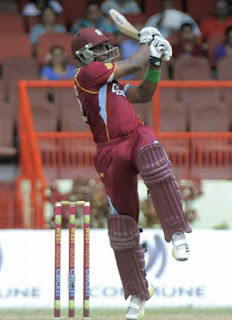 West Indies vs Pakistan 2nd ODI 2013 Highlights