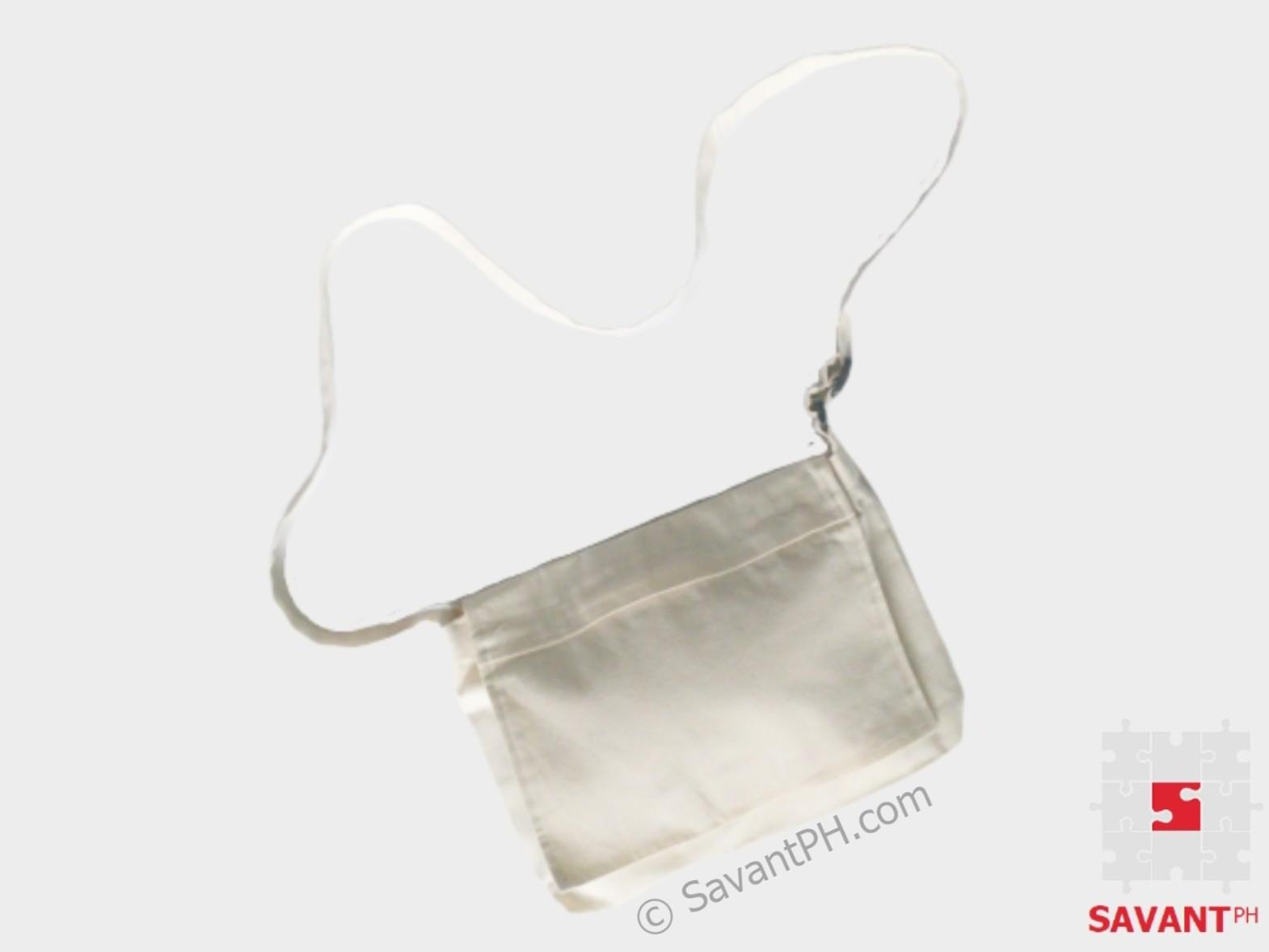 Plain Canvas Messenger Bag Philippines