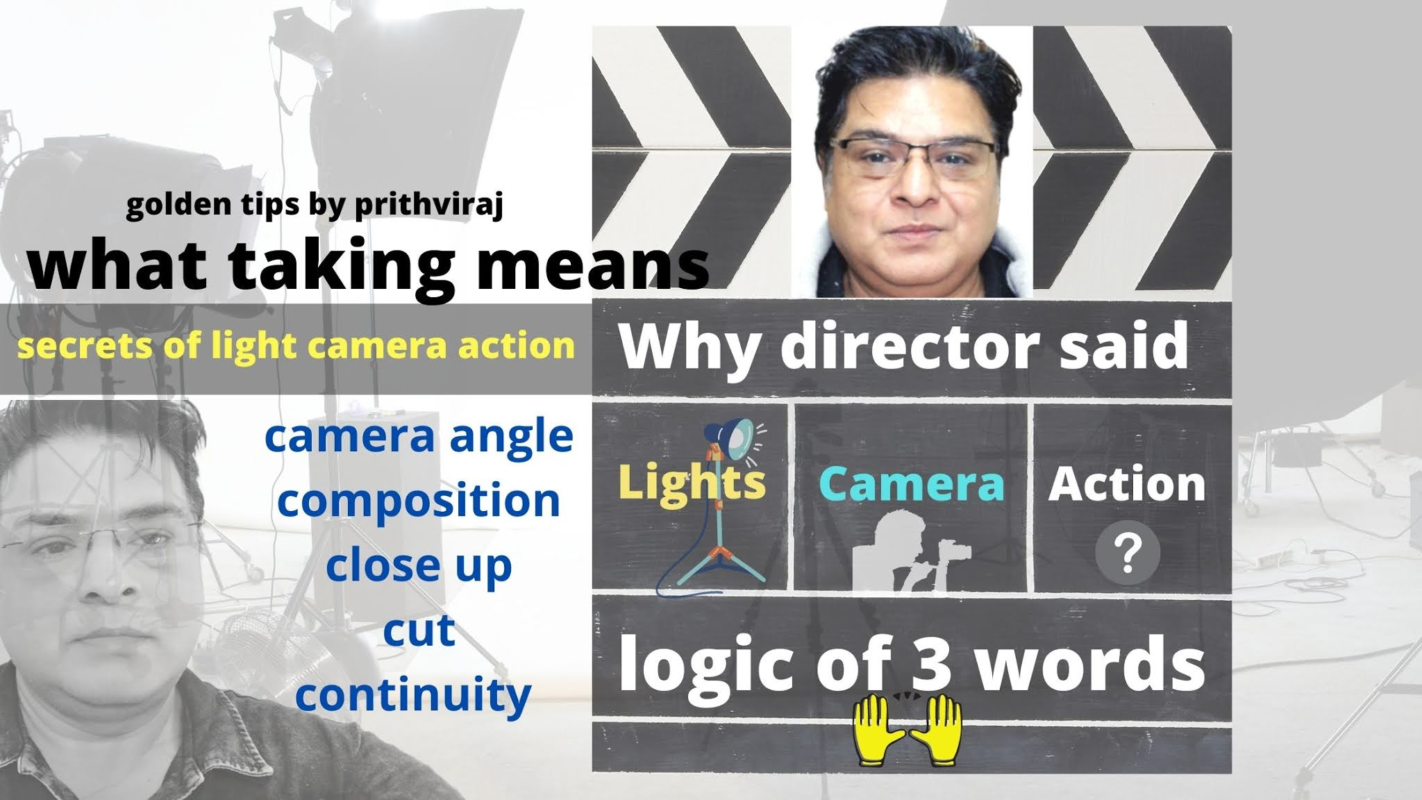 How to start a career in film direction in Bollywood