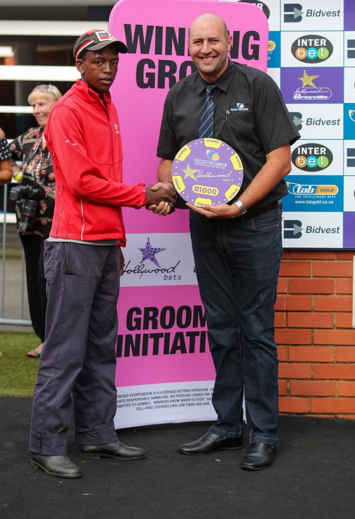 Grooms' Initiative Winners - 12th January 2020 - Race 7 - Sethu Seni - GENTLEMAN'S WAGER