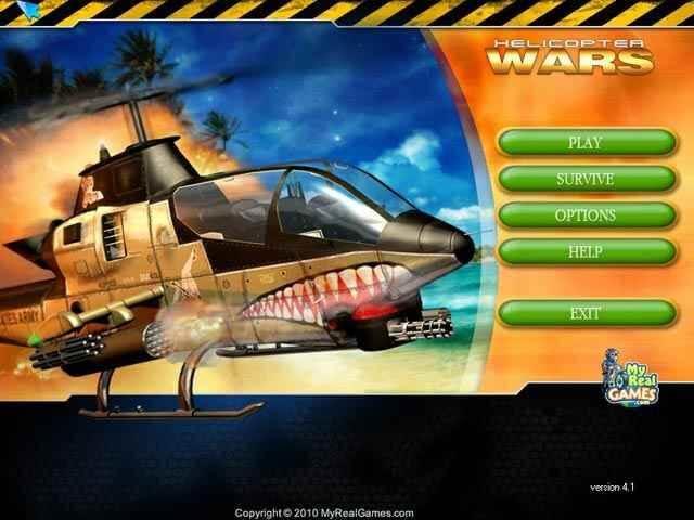 تحميل لعبة Helicopter Wars