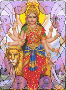 Durga - Goddess of Protection | Wicca, Magic, Witchcraft, Paganism