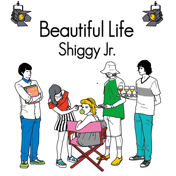 [Single] Shiggy Jr. – Beautiful Life (2016.08.25/MP3/RAR)