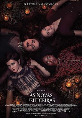 Fã de The Craft com Neve Campbell? O Remake/Sequela As Novas Feiticeiras Chega Já Este Halloween a Portugal
