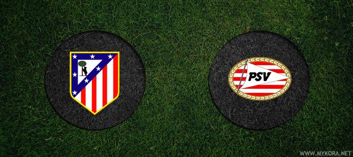 مشاهدة مباراة اتلتيكو مدريد وايندهوفن بث مباشر اليوم 13-9-2016 دوري ابطال اوروبا اون لاين