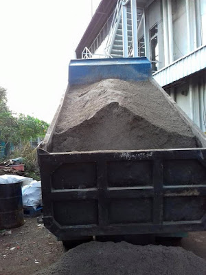 supplier pasir plester